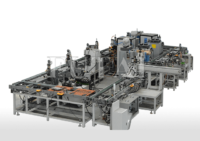 TL-529 Oven heater production line